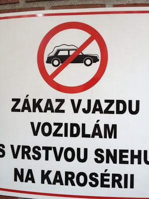 Escapade à Bratislava ; découvertes culinaires au programme! 2