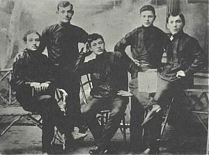 groupe Chernoe Znamia