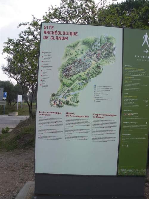 Saint-Rémy-de-Provence : plateau des Antiques et site archéologique de Glanum 23