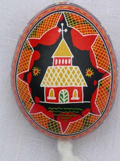 Pâques en Ukraine : L'art de la pyssanka; les œufs décorés artisanaux 2