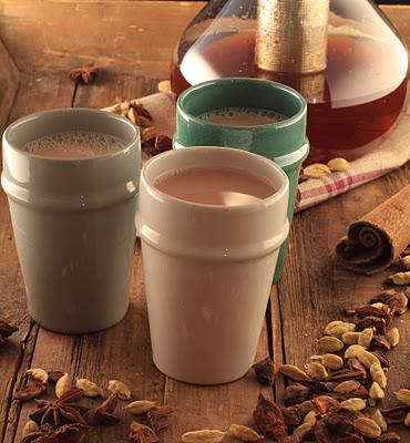 Chaï tea Latte très parfumé ; un moment réconfortant pour se réchauffer 3