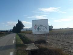 Provence à vélo novembre grosses bosses