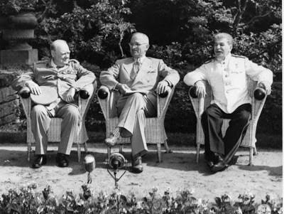 De la guerre mondiale à la guerre froide : la conférence de Postdam 2