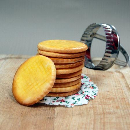 recette bretonne galettes au beurre