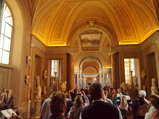 vatican musee rome