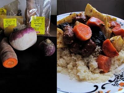 Couscous à ma façon aux légumes de saison : parfumé et épicé 5