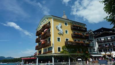LAuberge du cheval blanc/ Im weissen Rössl bientôt au Deutsches Theater de Munich. Première le 11 octobre.