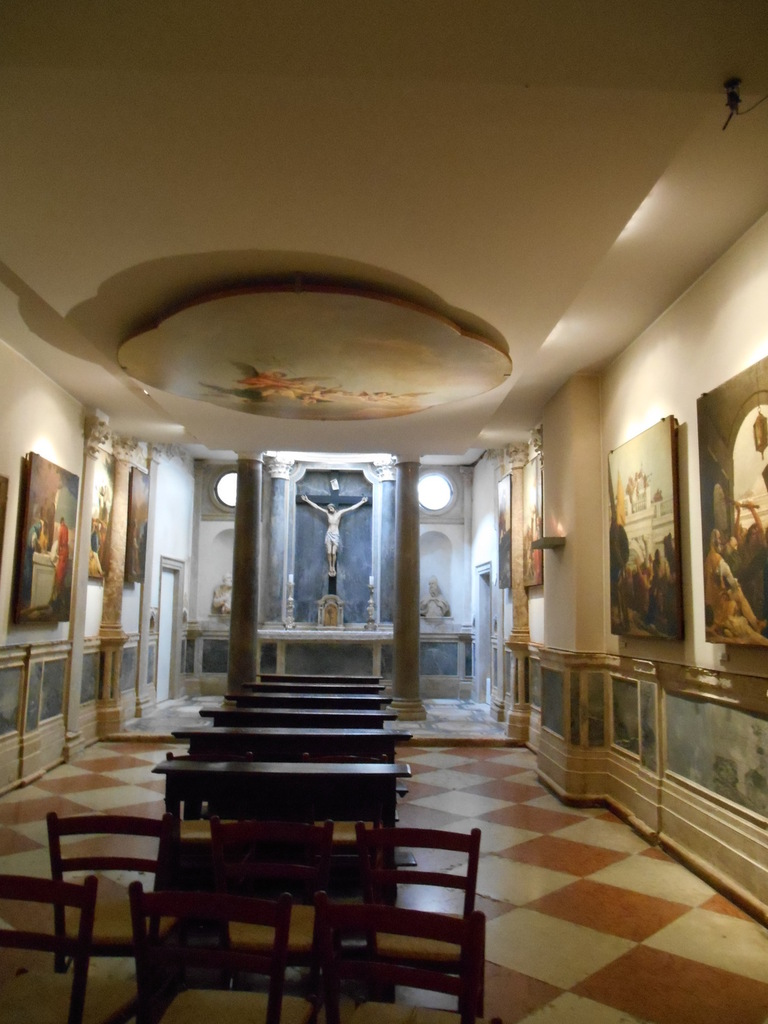 Venise quartier par quartier: Dorsoduro