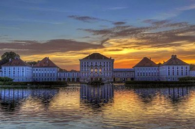 Chateau Nymphenburg, la résidence d'été des rois de Bavière à Munich 48
