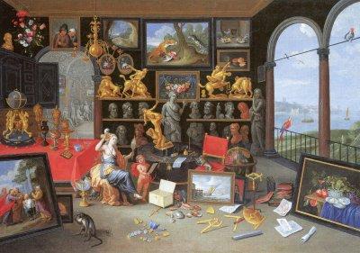 allegorie brueghel paris