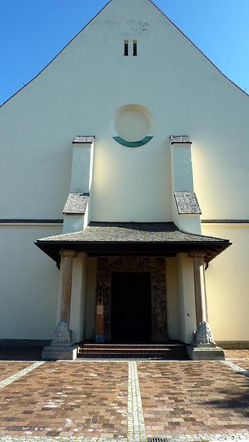 L'église Leiden Christi à Obermenzing ; jolie excursion depuis Munich en Baviere) 11
