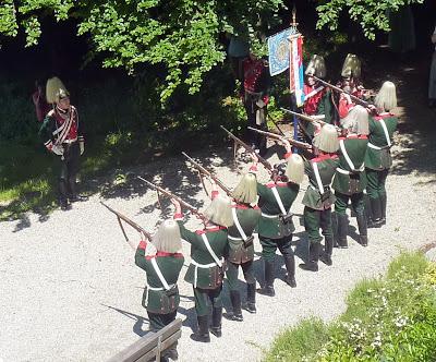 Hommage à Ludwig II, Louis 2 de Bavière, au lac Starnberg en Haute Bavière 30