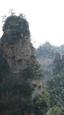 Zhangjiajie, beauté de karsts et de verdures 5
