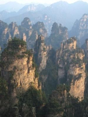 Zhangjiajie, beauté de karsts et de verdures 8