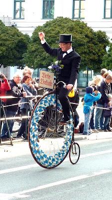 oktoberfest munich 2012 defile folklorique