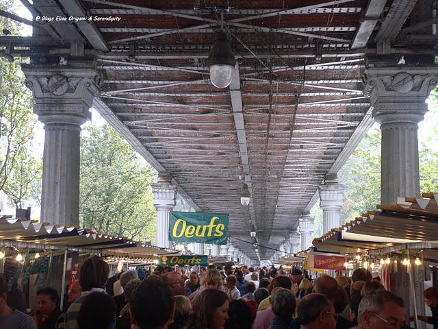 Shopping à Paris : la tradition des marchés de Paris 30
