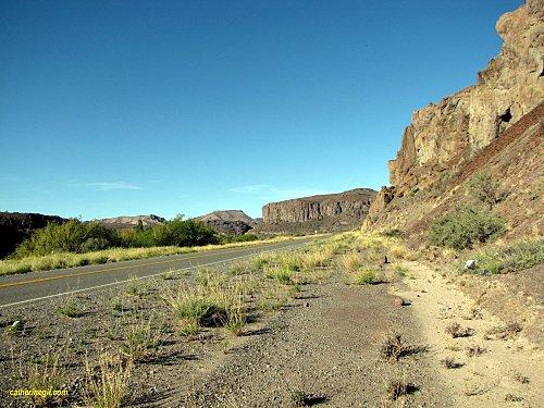 vallée du Rio Chubut
