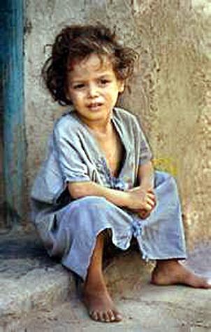 fillette algerie