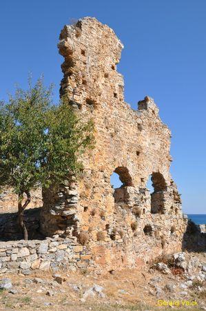 Anamurium turquie tourisme archeologie