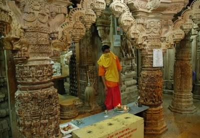 Jaisalmer, la dorée : les temples Jains et le Thar Heritage Museum 46