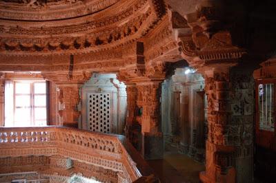 Jaisalmer, la dorée : les temples Jains et le Thar Heritage Museum 47