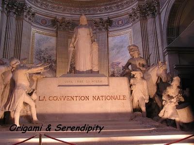 Une visite au Panthéon à Paris 3