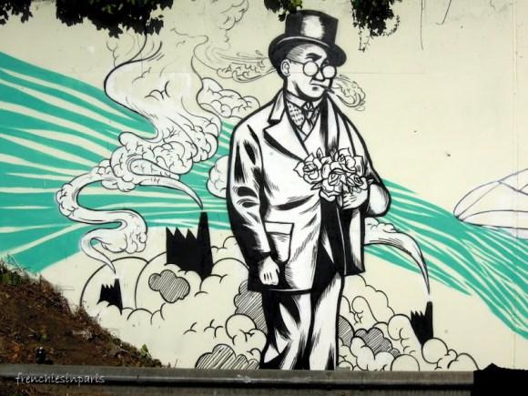 street art montreuil festival la voie est libre