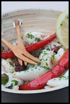 Supions, chipirons,calamars à la plancha (1)