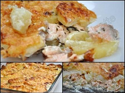 gratin saumon pom de terre 2
