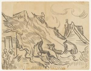 Van Gogh à la Royal Academy de Londres