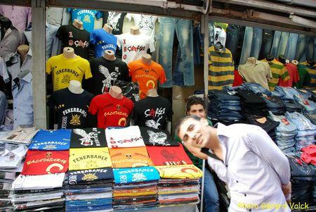 ruelles istanbul bazar egyptien