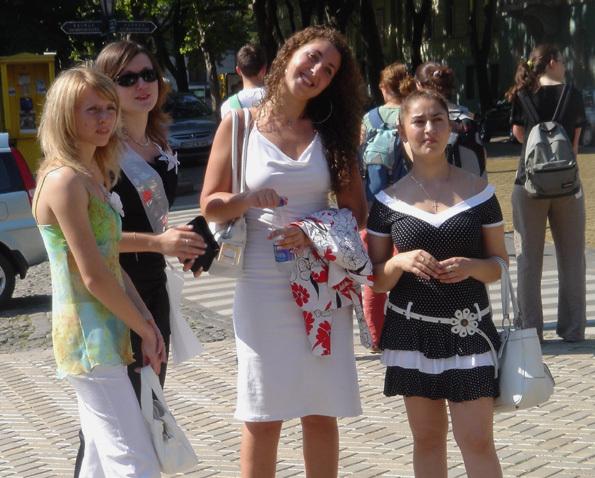 eed11e268c odessa filles Odessa ; un lieu traditionnel de villégiature de lélite russe en Crimée (Tourisme Crimée)