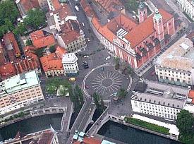 Visiter Ljubljana, la bien-aimée ; capitale de Slovénie 3