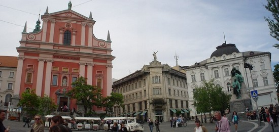Visiter Ljubljana, la bien-aimée ; capitale de Slovénie 1