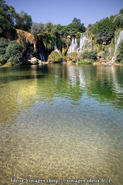 Kravice : lac et parc naturel de chutes en Bosnie-Herzégovine 10