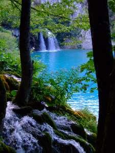plitvice lac cascade parc croatie