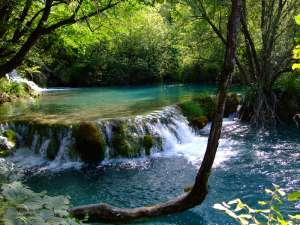 plitvice parc croatie
