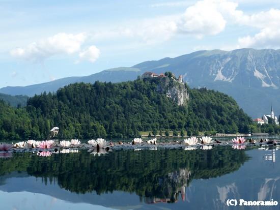 Bled, la perle de la Slovénie occidentale ; un lac enchanteur dans les Alpes juliennes 7
