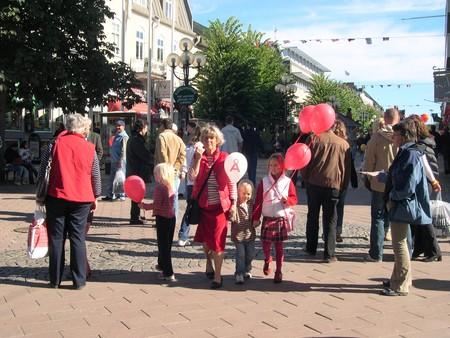 Vivre en Suède : ma vie d'expatriée ; Scènes de vie suèdoise 2