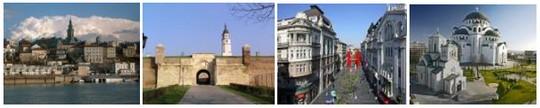 belgrade tourisme serbie