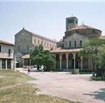 Torcello ile lagune de venise