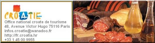 La foire aux truffes et produits du terroir de Livade en Istrie 1