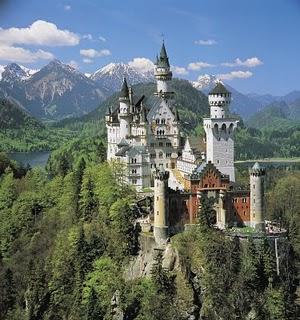 Neuschwanstein, Linderhof, Herrenchiemsee : merveilleux châteaux de Louis 2 de Bavière 3