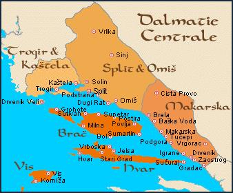 visiter la croatie en une semaine