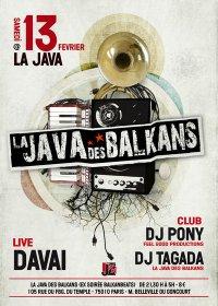 La java des Balkans (ex Balkanbeats) : Le son des déracinés 2