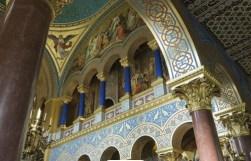 Neuschwanstein Plafond et peintures