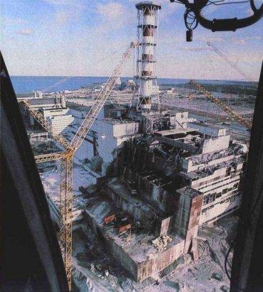 Tchernobyl accident centrale nucléaire Igor Kostine