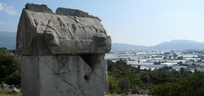 La Lycie, l'une des plus belles régions de Turquie 1
