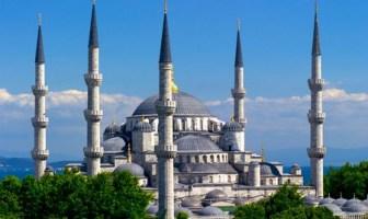 Mosquée Bleue d'Istanbul