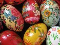 Velikonoční vajíčka ; la tradition des oeufs peints de Pâques en République Tchèque 1